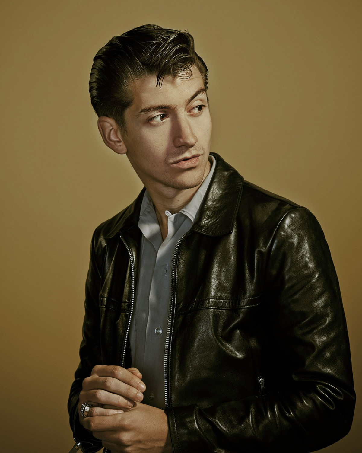 Alex Turner Phil Fisk SHED London