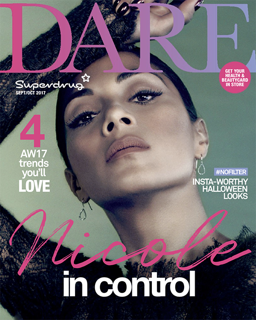 DARE Magazine Photography studio East london SHED