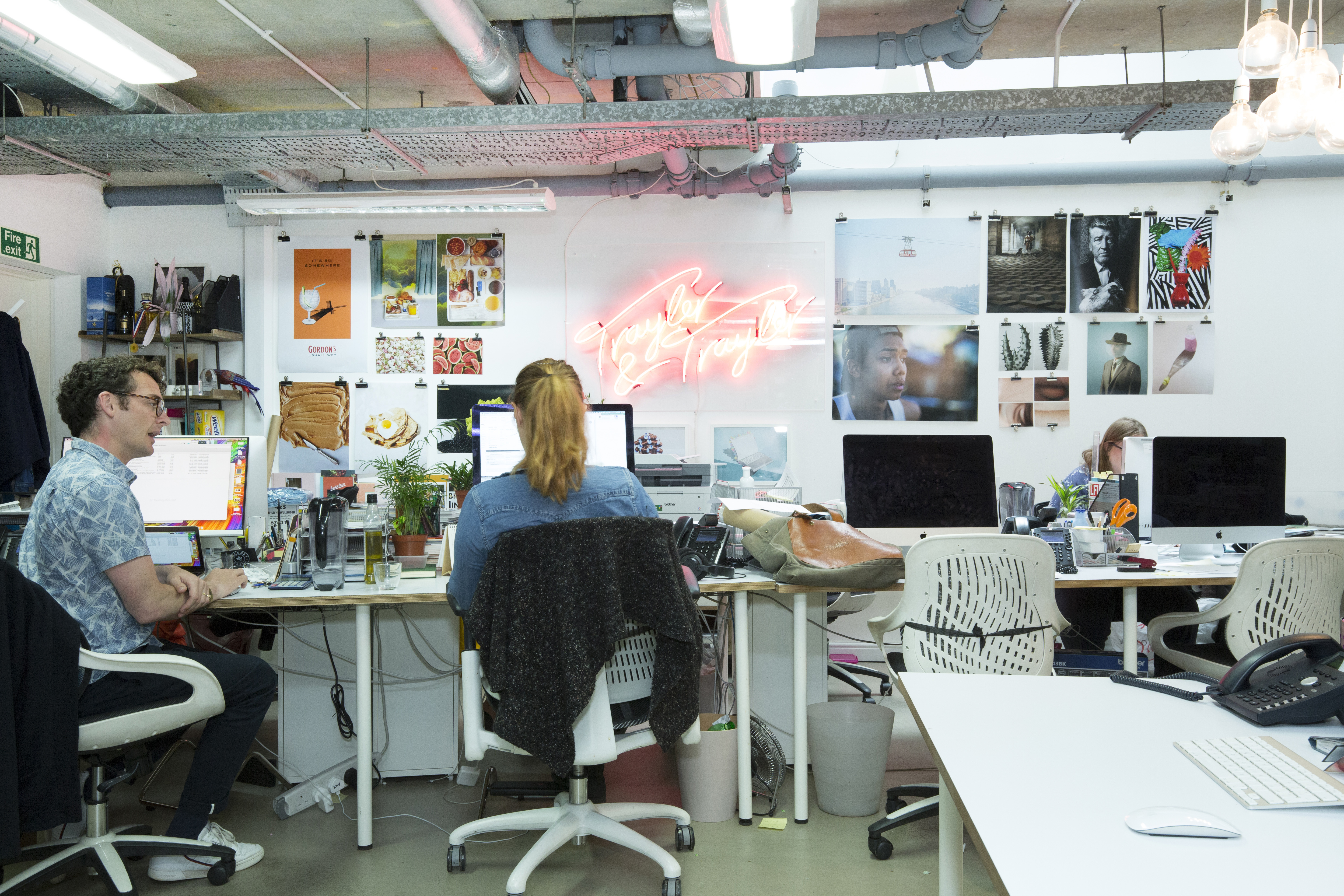 desk space hire rental london