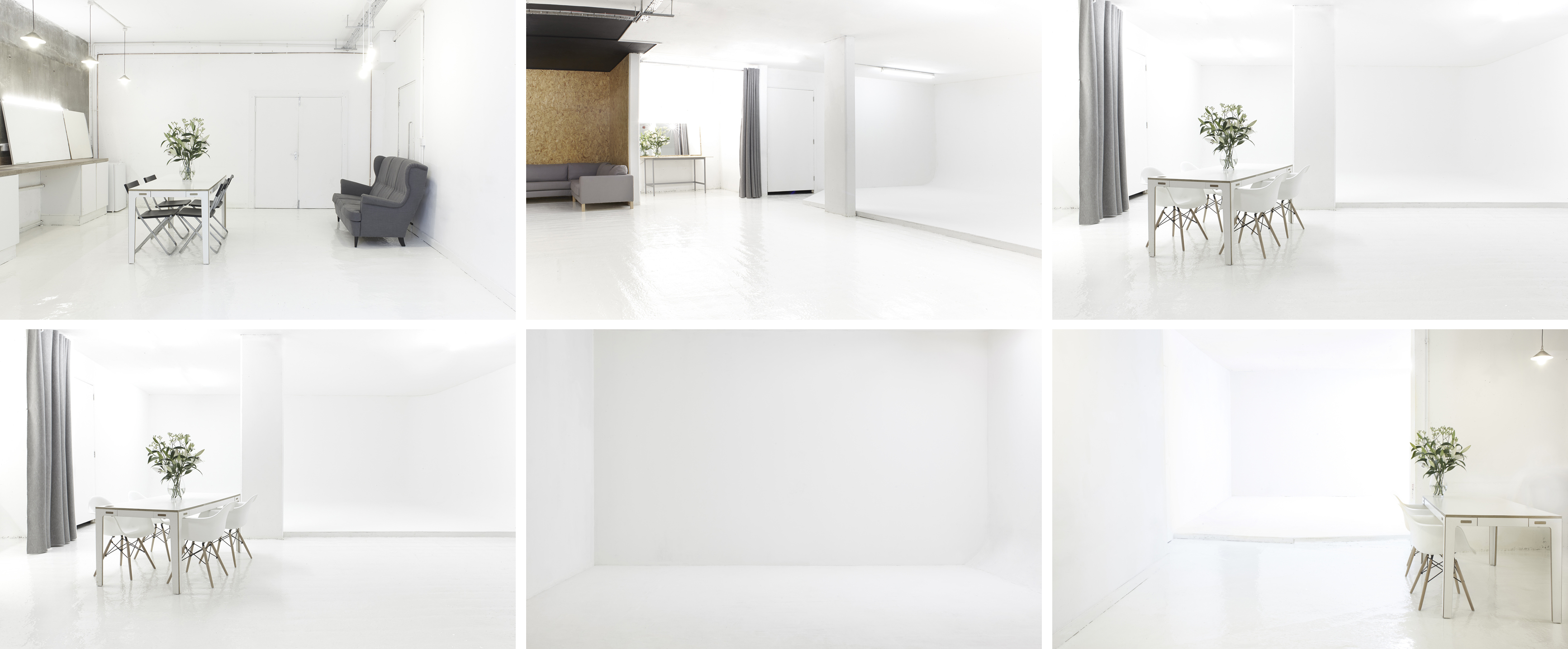 photography studio hire london